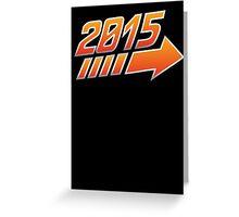 2015 Logo Greeting Card