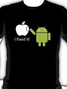 I Fixed It! Robot Phone Mobile  T-Shirt