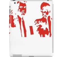 vincent , jules iPad Case/Skin
