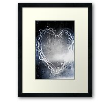 Amour Two Framed Print
