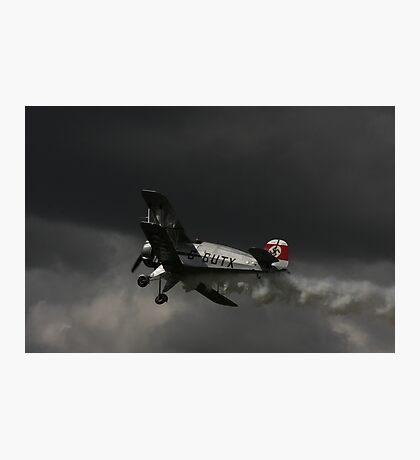 WWII German trainer Photographic Print