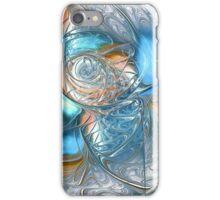 Blue Glass Fish iPhone Case/Skin