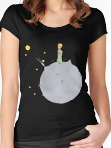 The Little Prince Women's Fitted Scoop T-Shirt