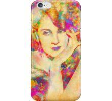 Norma Shearer iPhone Case/Skin