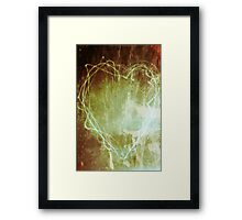 Amour One Framed Print