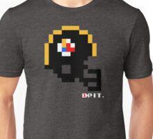 Pittsburgh Helmet - Tecmo Bowl Unisex T-Shirt