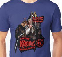 Captain Kronos: Vampire Hunter Unisex T-Shirt