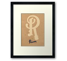2012 railroad revivalist Framed Print