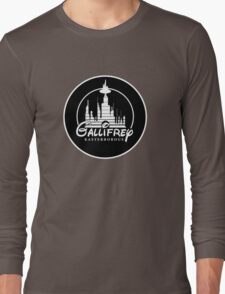 The Time Kingdom Long Sleeve T-Shirt