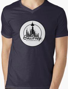 The Time Kingdom 2 Mens V-Neck T-Shirt