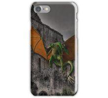 Dragon & Castle Fantasy Artwork iPhone Case/Skin