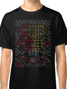 The Machine in Progress Version 4 Classic T-Shirt