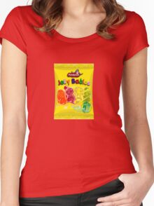 Jelly Doctors Women's Fitted Scoop T-Shirt