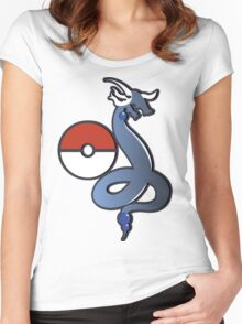 Dragonair yall Women's Fitted Scoop T-Shirt