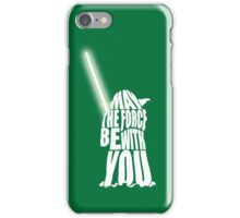 Yoda - Star Wars iPhone Case/Skin