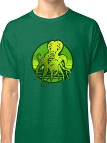 Green Mutant Classic T-Shirt