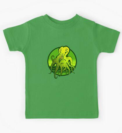 Green Mutant Kids Tee