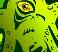 Green Mutant Sticker