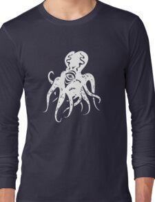 White Mutant Long Sleeve T-Shirt