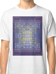 The Machine in Progress version 1 sticker alternative 2 Classic T-Shirt