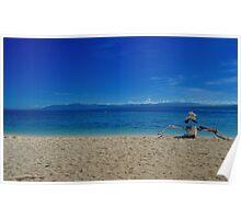 Canigao Beach Poster