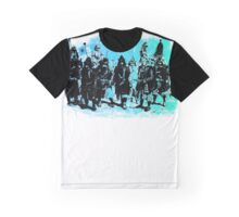 Japanese Samurai Soldiers T-Shirt by Cyrca Originals Graphic T-Shirt