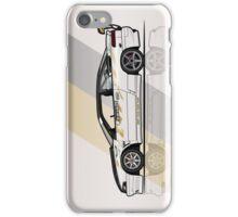 Chris Van Den Elzen's Subaru SVX Drift Car iPhone Case/Skin