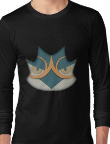Decidueye face Long Sleeve T-Shirt