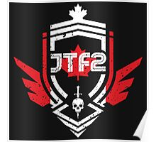JTF2 - Canadian Skin / Gritty Poster