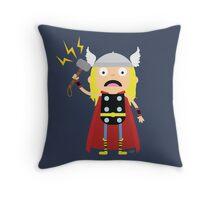 Odinson Throw Pillow