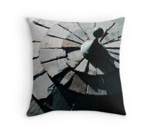 Sundail Throw Pillow