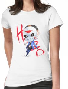 Chibi H2o Delirious Womens Fitted T-Shirt