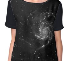 beautiful galaxy | space Chiffon Top