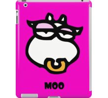 Moo iPad Case/Skin
