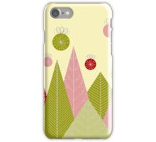 Ornaments and Trees iPhone Case/Skin