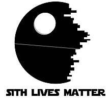 Sith Lives Matter Photographic Print