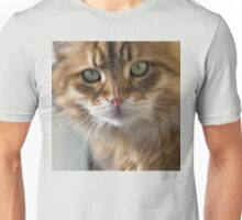 Siberian Stare 2 Unisex T-Shirt