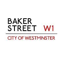 Baker Street Photographic Print