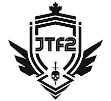 JTF2 - Black Photographic Print
