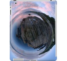 Moville Shoreline, Lough Foyle, at Dusk, Donegal iPad Case/Skin