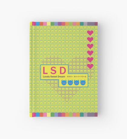 Lovely Sweet Dream Hardcover Journal