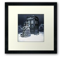 Merry Christmas (2) Framed Print