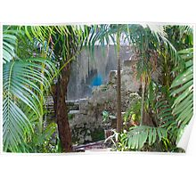 Jungle Boogie {Wall Art, Thailand, Decor, Travel, Stairs, Contemporary Color Art, Home, Design} Poster