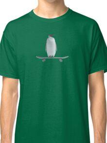 Penguin Skateboard Classic T-Shirt