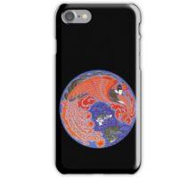 """Art Deco Design by Erte """"Dream Voyage"""" iPhone Case/Skin"""