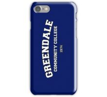 Greendale Community College iPhone Case/Skin