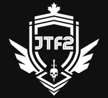 JTF2 - White Kids Tee