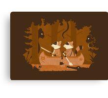 Hunting Trip Canvas Print