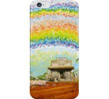 Rainshine over Morawa : Panel II iPhone Case/Skin