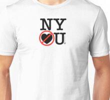 New York Hates You (Classic Stacked Logo) Unisex T-Shirt